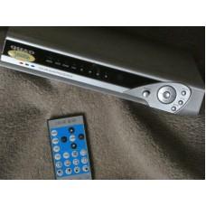 CCTV 4 camera processor
