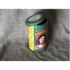 Vintage Cookie Tin