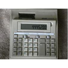 Olivetti Printing Calculator