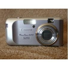 Canon Powershot A410 camera