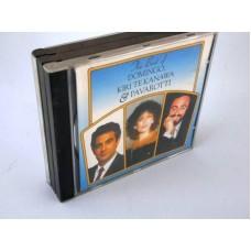 Best of Domingo, Te Kanawa & Pavarotti