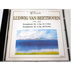 Beethoven Symphonies 1 and 4