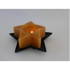 Star-shaped Candle